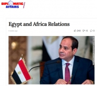 Diplomatic Affairs Ghana TV - Egypt and Africa Relations