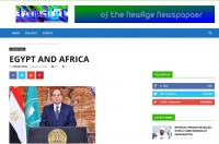 New Age Newspaper - EGYPT AND AFRICA